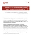 Bimodal IT en ASPGems